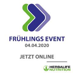 Frühlingsevent Schweiz (offen für Mitglieder aus Deutschland, Österreich und der Schweiz)
